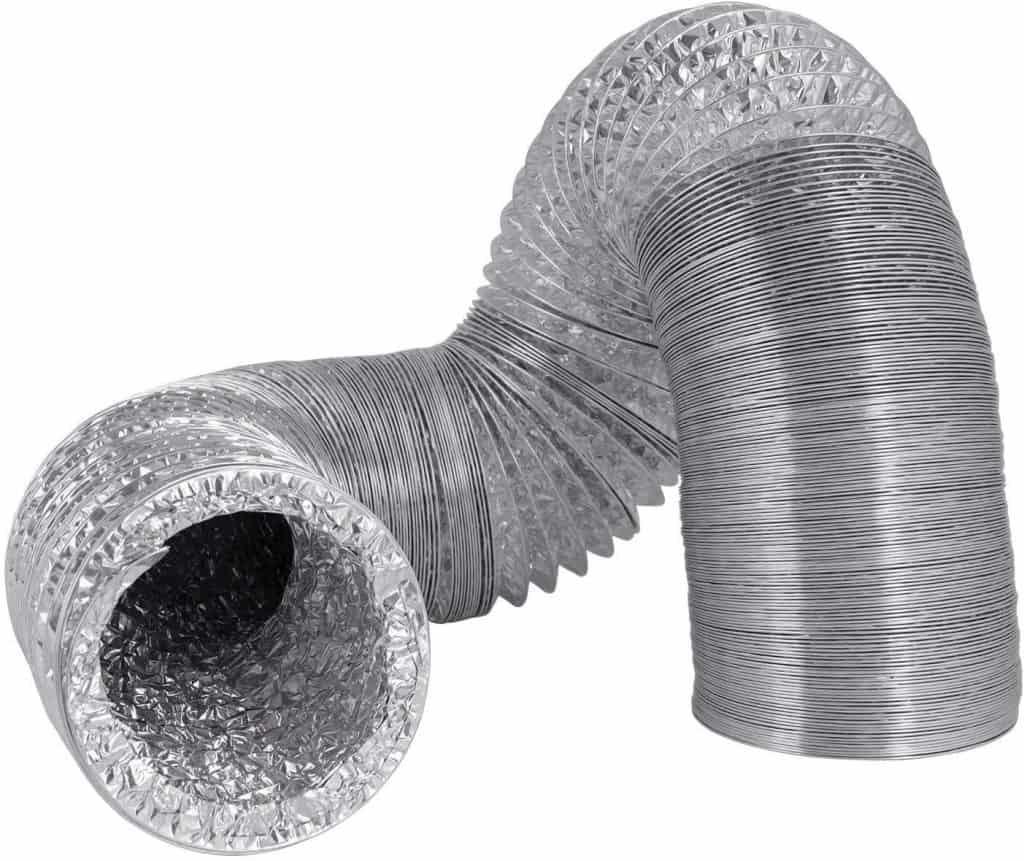 tubos flexibles resistentes campana extractora