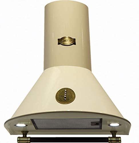 kaiser belle empoque 9423 elfbe campana extracora de 90cm rústica