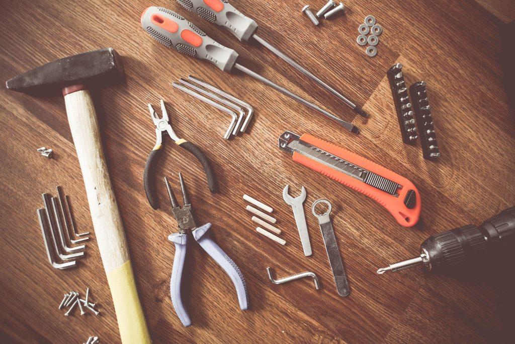 herramientas para instalar una campana extractora